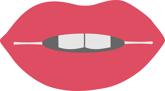 red, open, cartoon, lips, mouth, teeth, talking, tooth