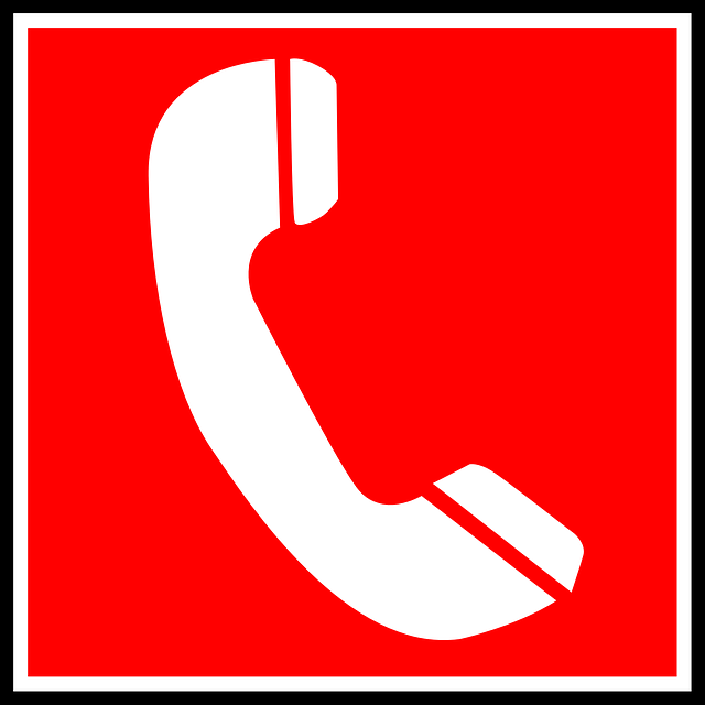 red, phone, symbol, office, signs, symbols, telephone