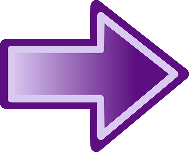 right, arrow, shapes, purple, free, pointing, arrows