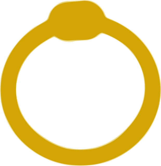 ring, gold, jewellery, wedding, yellow