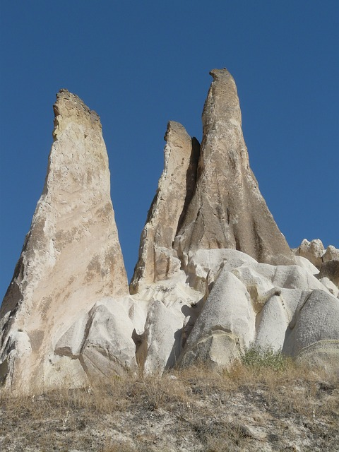 rock, tower, great, tufa, rock formations, erosion