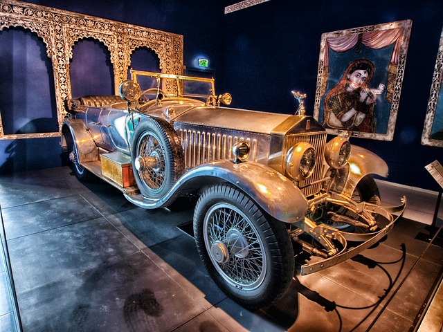 rolls royce, 1926, car, automobile, hdr, vehicle