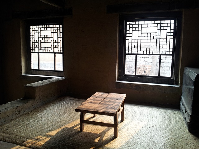 room, window, table, old, furniture, history, china