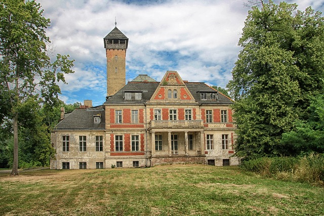 schulzendorf, germany, palace, mansion, home