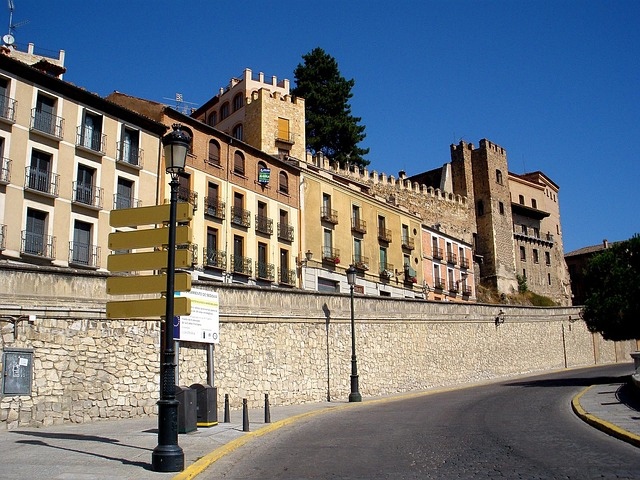 segovia, spain, building structure, palace, historical