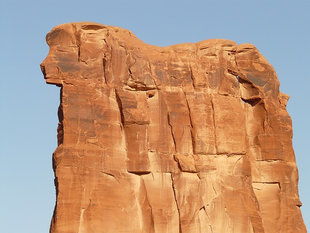 sheep rock, sheep rock ark, arches, national park, usa