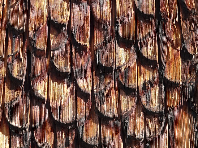 shingle, wood, roofing, facade cladding, wood shingle