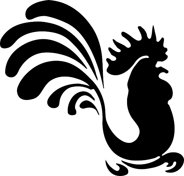 sign, chinese, rooster, year, zodiac, fortune