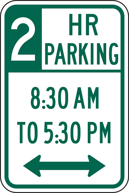 sign, drive, two, car, information, hour, parking