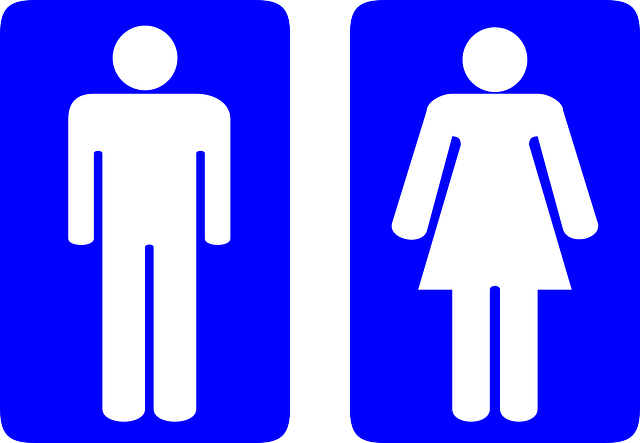 sign, flat, icon, blue, stick, outline, symbol, people