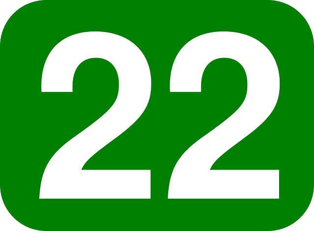 sign, green, white, number, rounded, highway, rectangle
