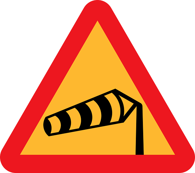 sign, left, transportation, pointing, roadsigns, wind
