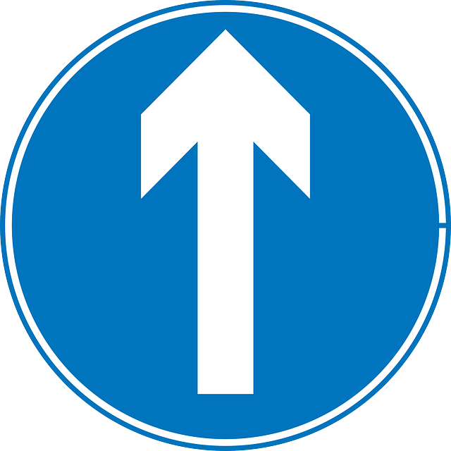 sign, signs, symbols, ahead, only, traffic, road