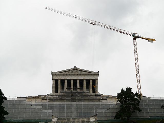 site, repair, renewal, walhalla, memorial