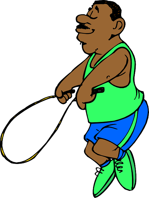 skipping, rope skipping, sports, rope, black, sportive