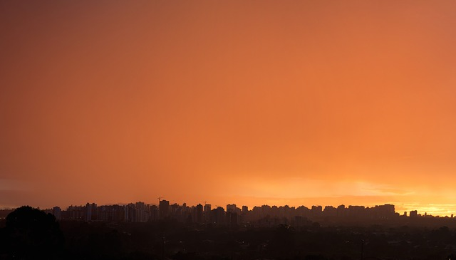 sky, light, peace, landscape, city, brasilia