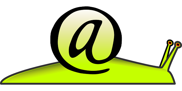 snail, email, slow, animal, e-mail, e-post, green, mail