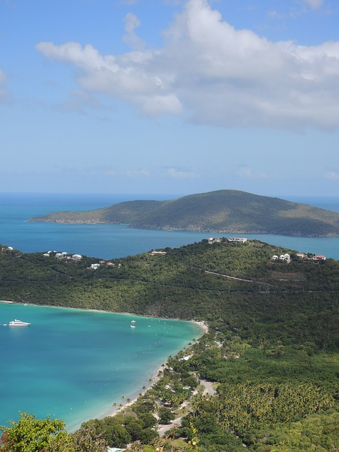 st thomas, virgin islands, view