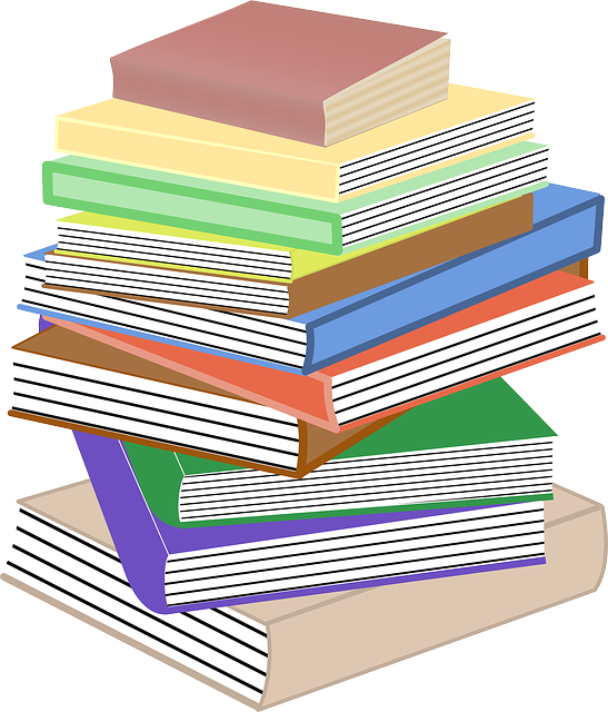 stack, education, paper, papers, kids, cartoon, free