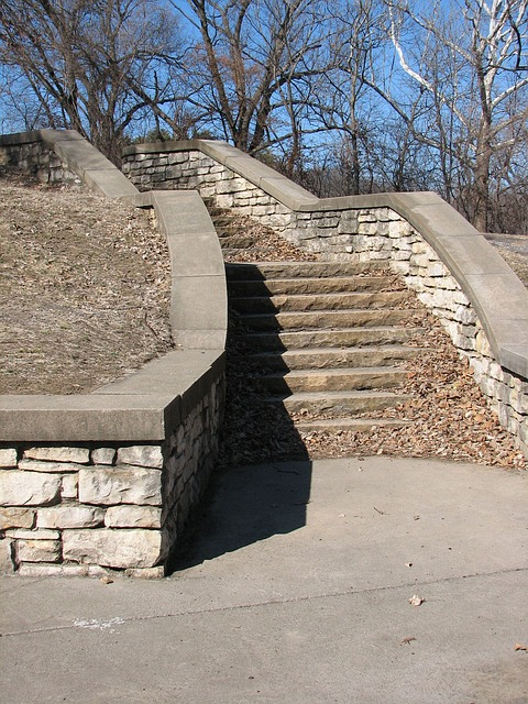 stairs, stone, brick, exercise, walk, path, journey