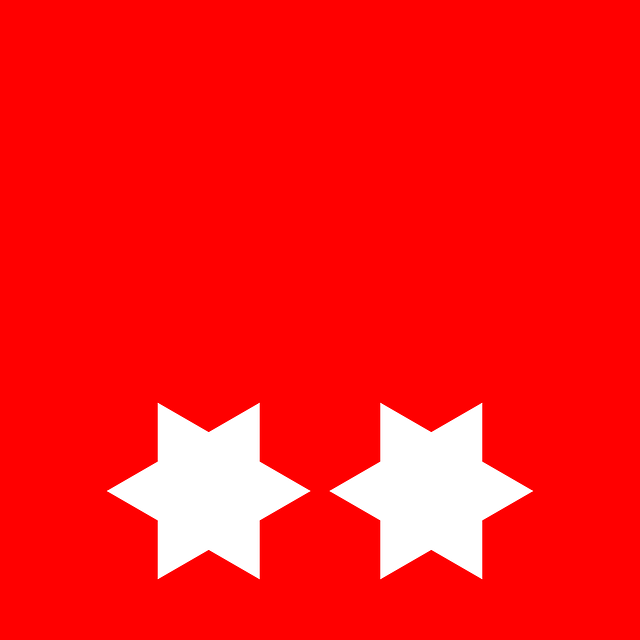 star, symbol, flag, red, yellow