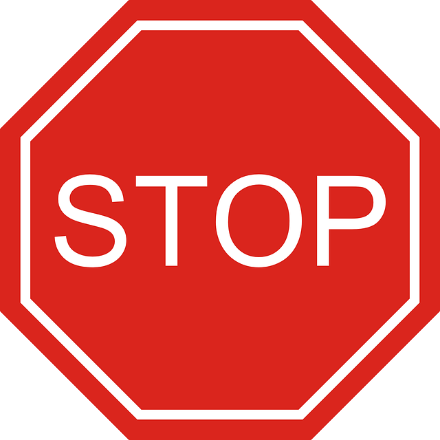 stop, road sign, forbidden, attention