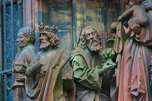 strasbourg, cathedral, cathedral of our lady