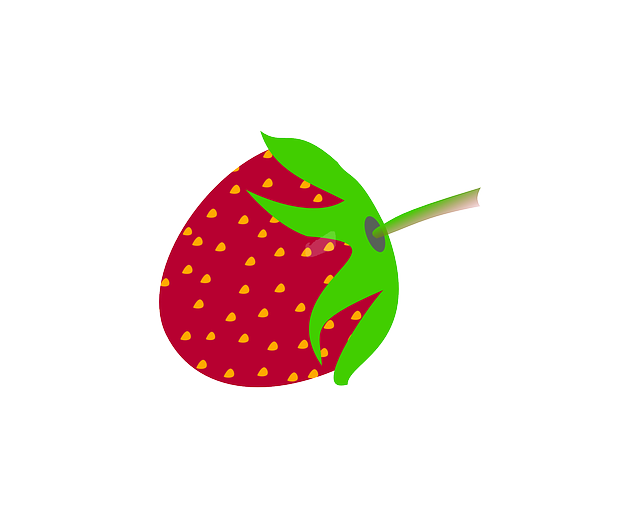 strawberry, fruit, sweet, berry, edible, red, food