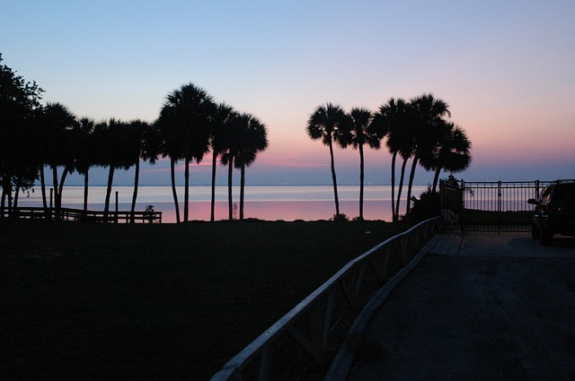 sunrise, florida, florida's, space, coast
