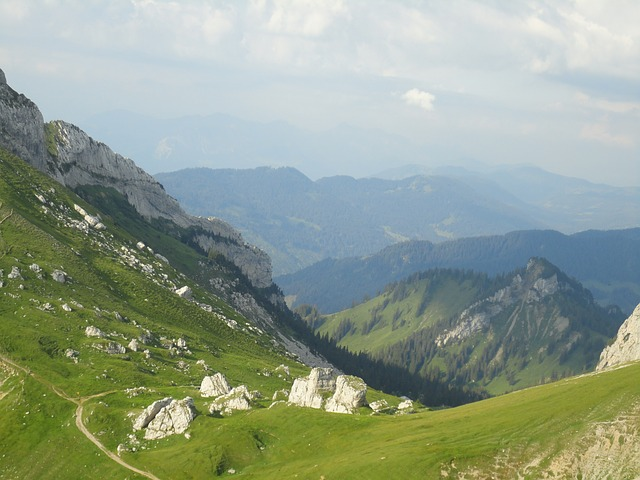 switzerland, alpine, pilatus