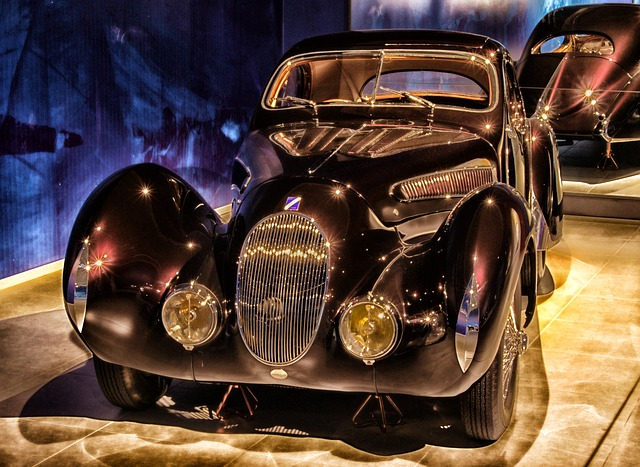 talbot lago, 1937, car, automobile, hdr, vehicle