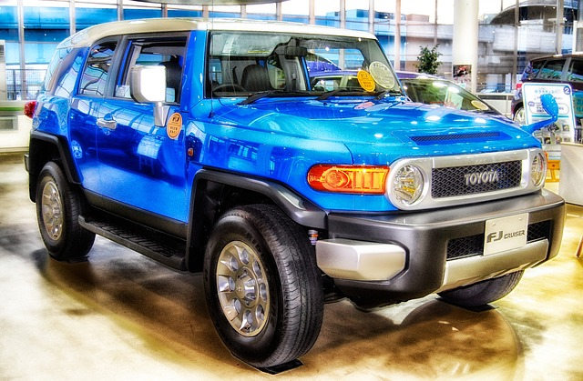 toyota, suv, vehicle, hdr, travel, transportation