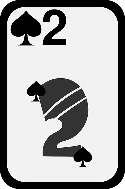two, casino, game, cards, play, poker, spades, bet