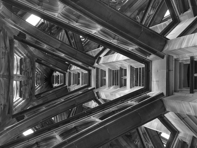 ulm cathedral, münster, architecture, building, church