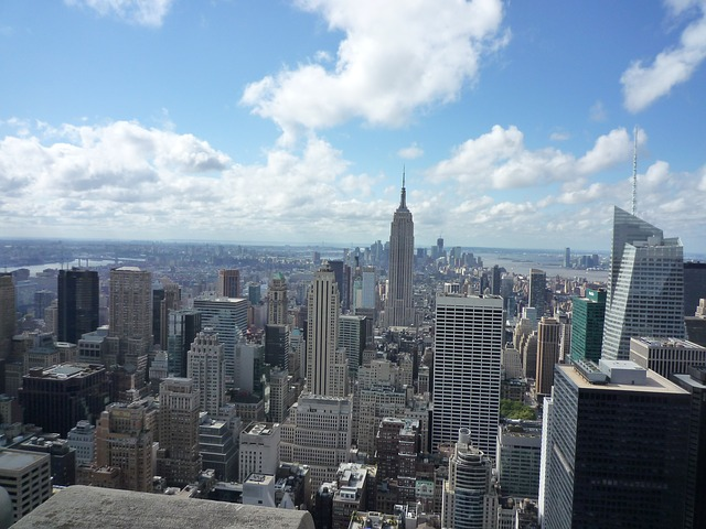 usa, new york, nyc, big appel, skyline
