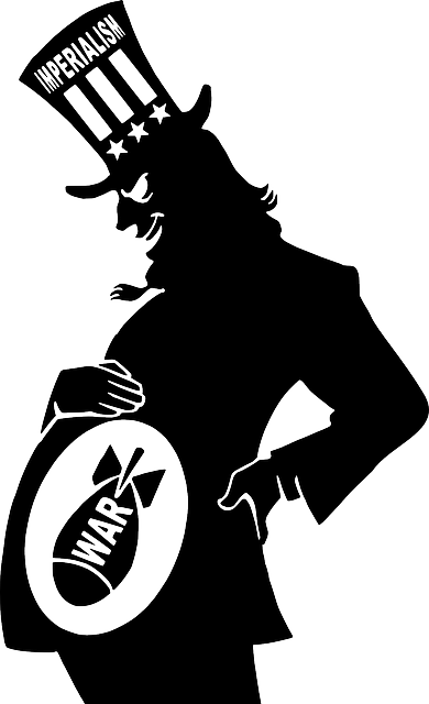 usa, war, uncle sam, terror, silhouette
