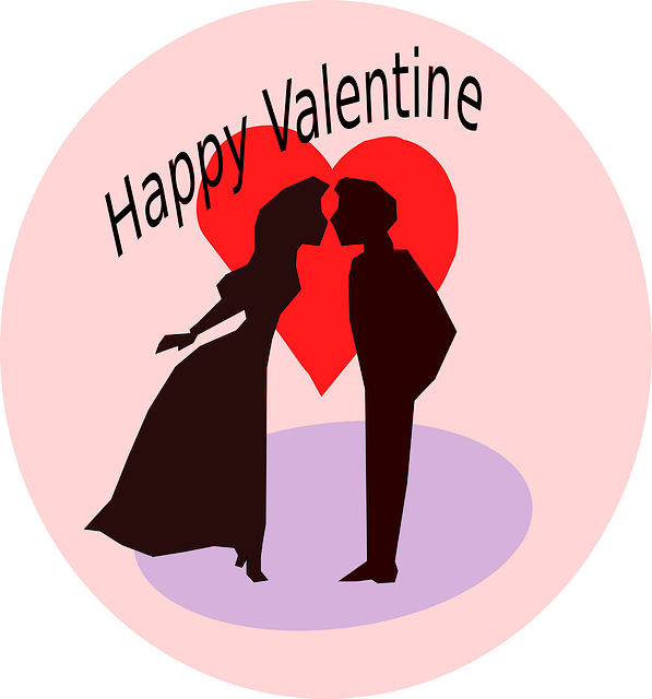 valentine, love, party, people, couple, heart