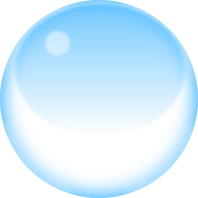 water, crystal, ball, magic, drop, cristal, sphere