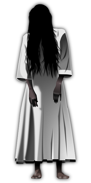woman, sad, folklore, ghost, horror, spirit, vendetta