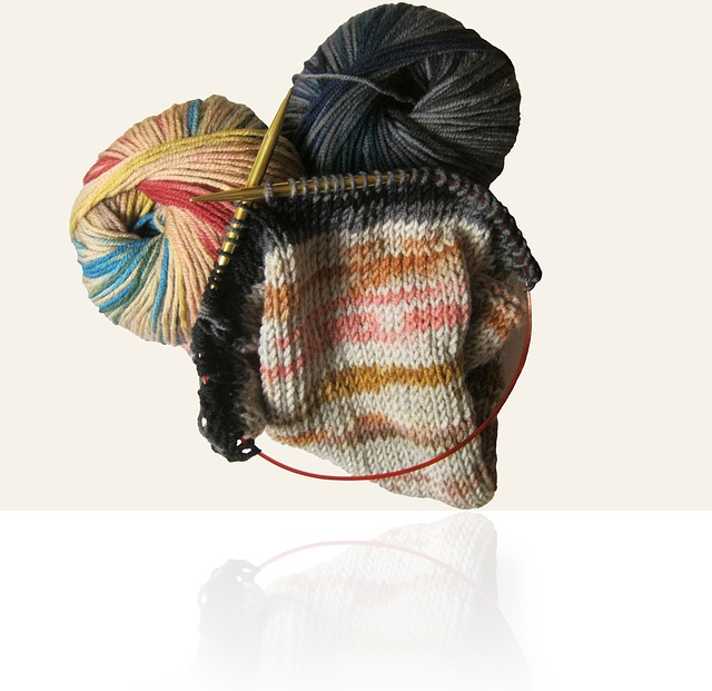 wool, cat's cradle, knit, colorful, hand labor, tinker