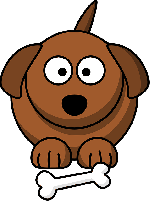 , dog, brown, face, bon, cute, fat, puppy, smiling
