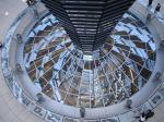 , reichstag, berlin, dome, glass, building, glass dome