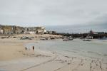 beach, bay, coast, cornwall, st ives