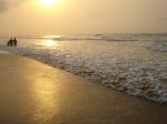 beach, sunrise, beautiful beaches, asia, sandy beach