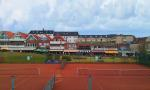 borkum, commercial street, tennis court, shopping spree