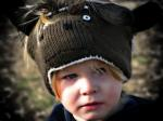 boy, face, portrait, head, hat
