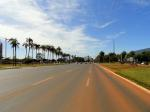 brasilia, brazil, road, street, ground-level, sky