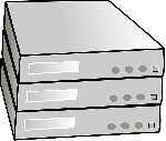 computer, server, mail, mount, hardware, servers, web