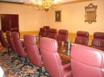 conference, room, conference room, table, chairs