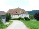 farmhouse, home, building, oberhausen, sheep mountain